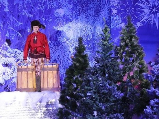 В Калмыкии показали «Сказки Рождества»