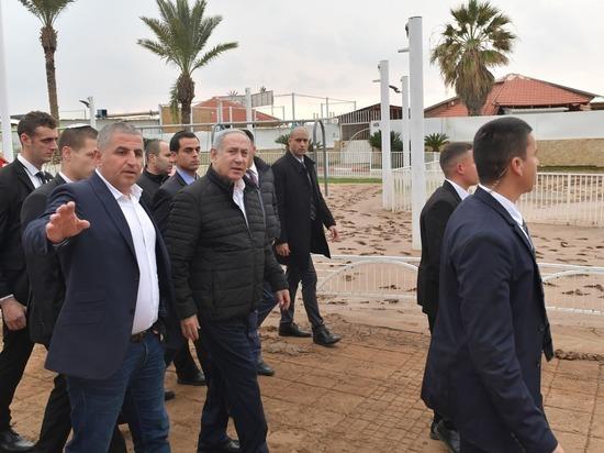 Премьер-министр Биньямин Нетаниягу посетил Нагарию