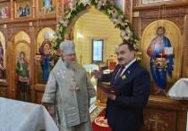 В Нижневартовске освящен уникальный храм