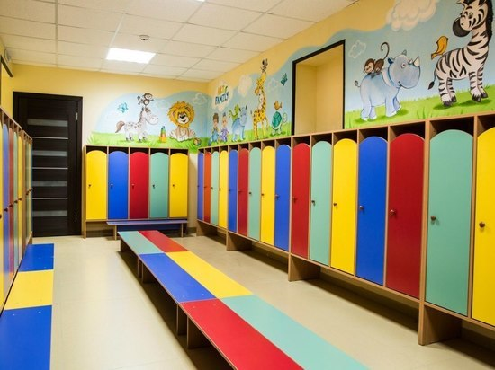 В Иркутске открыли новый детский сад на улице Зимняя