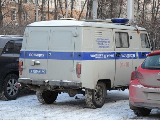При получении взятки задержан сотрудник полиции Екатеринбурга