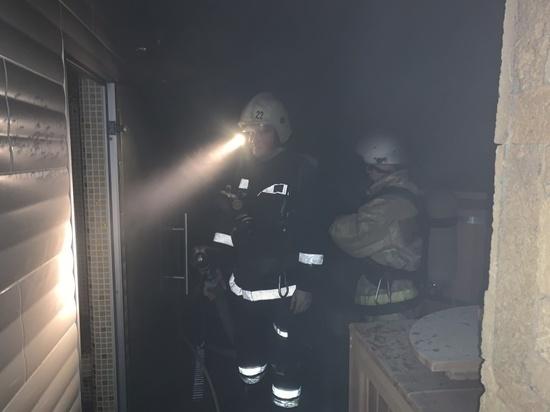 В Евпатории загорелся СПА-комплекс: эвакуировали полсотни человек