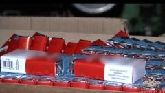 Подпольный цех по производству сигарет