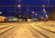 Пешеход в капюшоне попал под поезд на перегоне Берградовка-Всеволожск