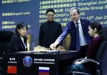 Шахматистка из ЯНАО сыграла вничью с китаянкой в 6 партии чемпионата мира