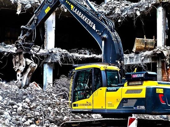 Эксперты прогнозируют увеличение объема строительного мусора в Казани