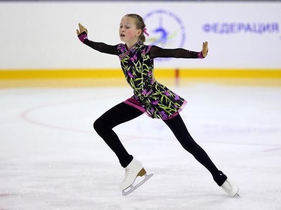 Серпуховские фигуристки стали победительницами областных соревнований