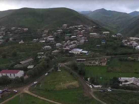 Равнинный спор в горном Чуртахе
