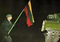 Украинцев наградили за оборону Вильнюса от войск СССР