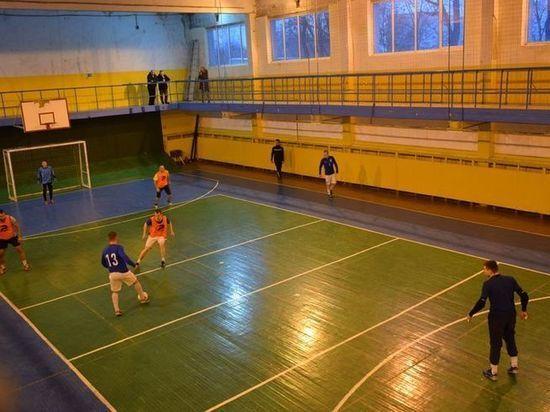 В Тамбове подвели итоги турнира по мини-футболу