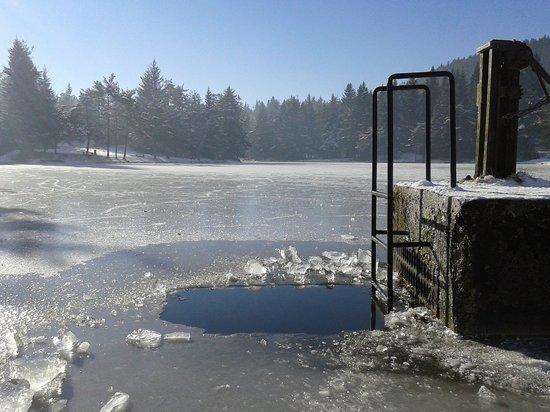 С местами массовых купаний на Крещение определились в Можге и Воткинске