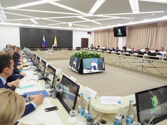 На Ставрополье расширят площадь орошаемых земель