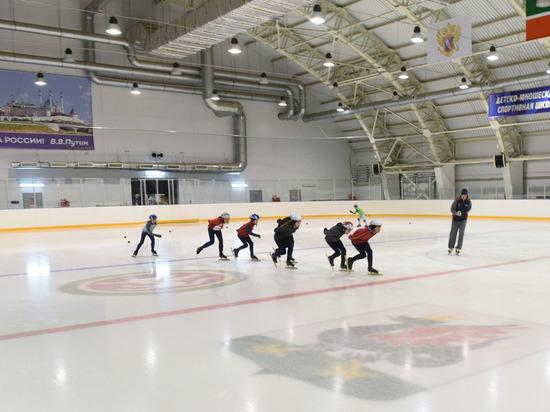 В Казани пройдут чемпионат и первенство по конькобежному спорту
