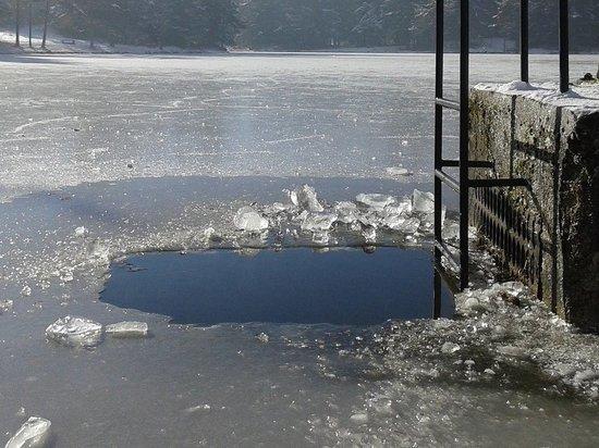 Главный синоптик Петербурга: на Крещение льда ждать не стоит