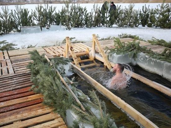 Для крещенских купаний подготовят восемь купелей в Волгограде