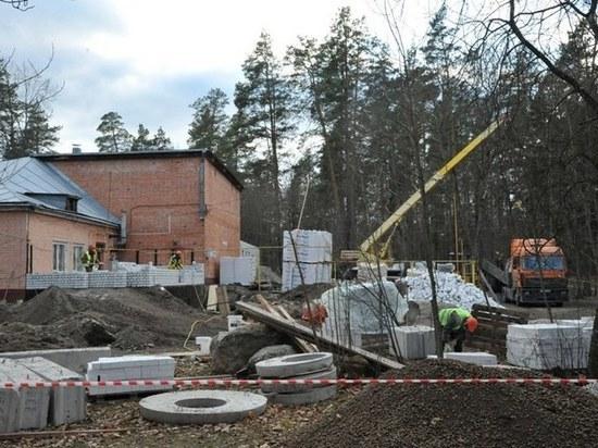 В Брянской области закрыли на ремонт музей мемориального комплекса «Партизанская поляна»