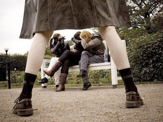 Пьяный забайкалец разделся перед двумя малолетними девочками в туалете