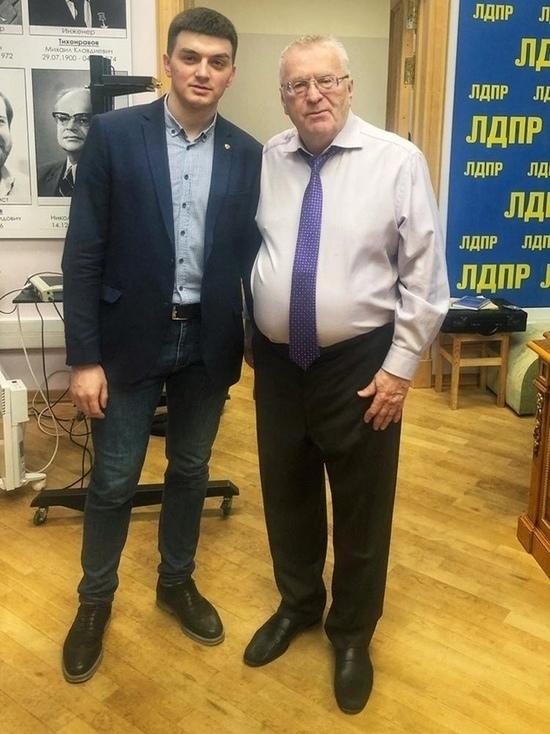 Фракцию ЛДПР в Алтайском крае возглавил молодой лидер