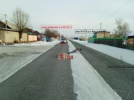 В Хакасии насмерть сбили велосипедиста