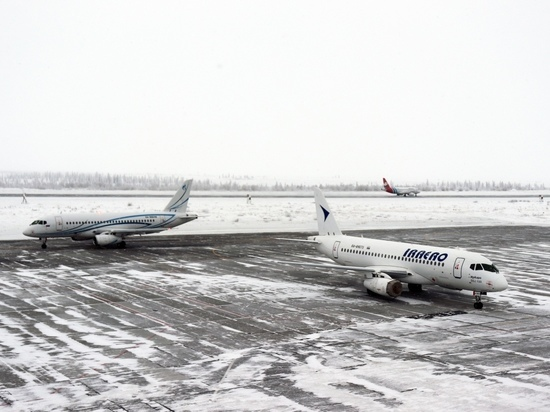 Аэропорт Нового Уренгоя обслужил 26,7 тыс. пассажиров в праздники