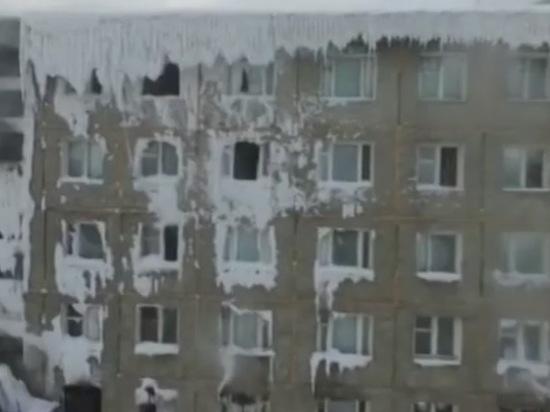 СКР начал проверку в аварийном общежитии ИВВАИУ