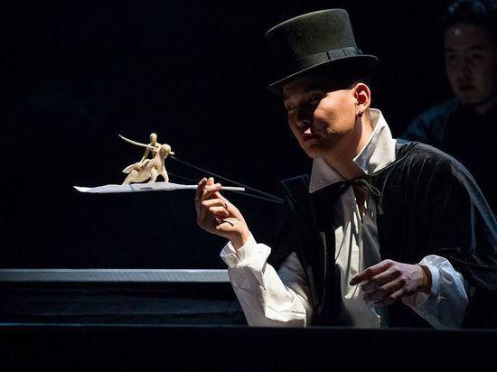 В Улан-Удэ покажут спектакль «Руслан и Людмила», получивший номинации на «Золотую маску»