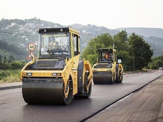 На красноярские дороги в этом году потратят 1 млрд рублей