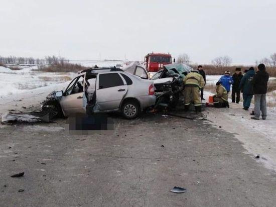 Стало известно о трех погибших в страшном ДТП в Башкирии