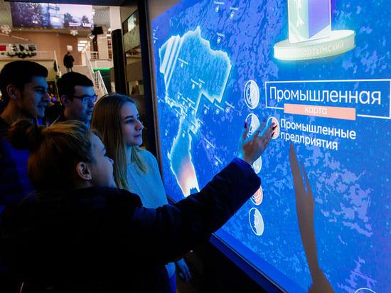 Сургутский район первым в Югре запустил интерактивную карту