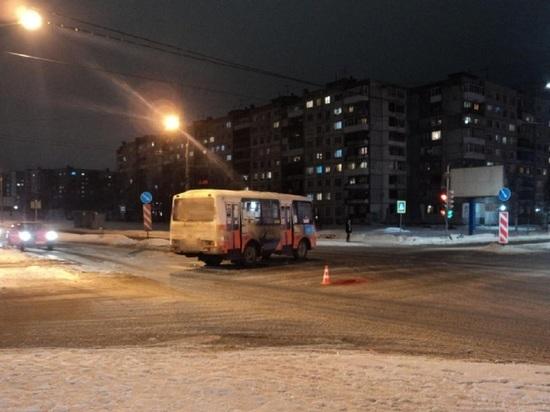 Автобус задавил пенсионерку в Архангельске
