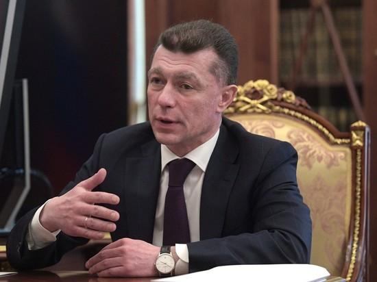 Топилин рассказал, как вырастут доходы россиян в 2020 году