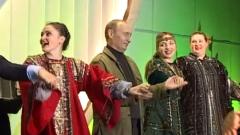 Опубликовано архивное видео с танцем Путина и Джорджа Буша-младшего