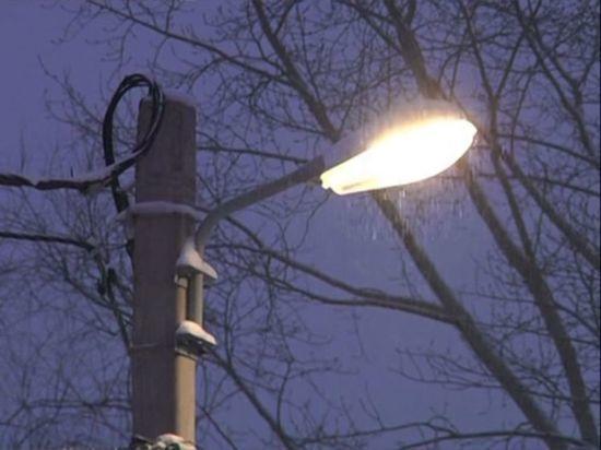 Боговаровские фонари будут включаться по СМС