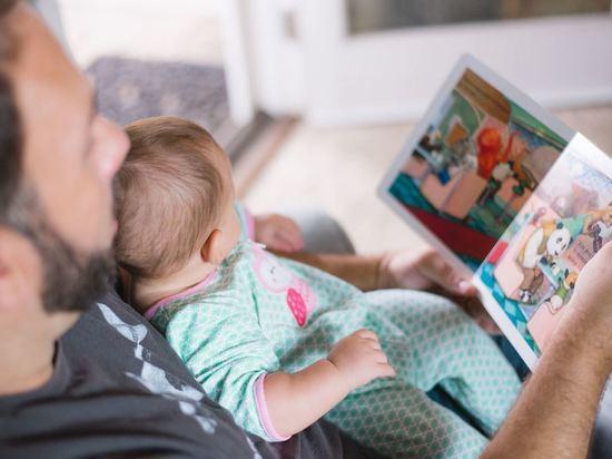 Активность мозга детей и родителей синхронизируется во время игры