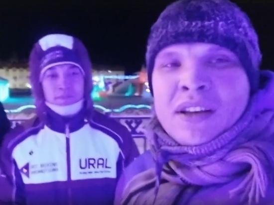 Заряд удачи: жители Яр-Сале пробежали 10 км в поддержку шахматистки Горячкиной