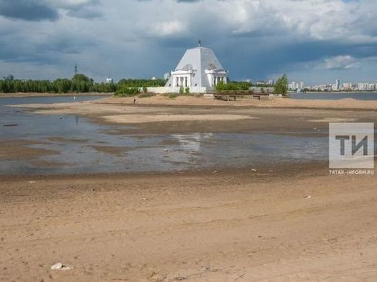 В половодье уровень воды на Куйбышевском водохранилище сократят до 51 м