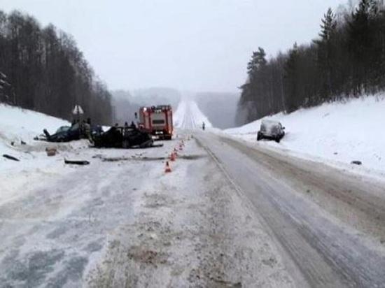 Житель Архангельской области устроил ад на трассе под Вологдой: есть жертвы