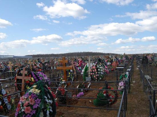 В Калуге похоронное бюро оштрафовали за незаконное использование земли на кладбище
