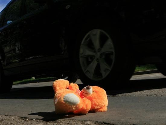 В калмыцкой столице под колеса попала девочка