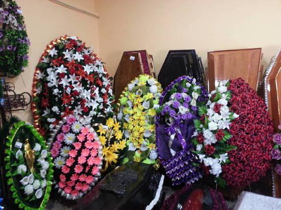 Барнаульскую похоронную службу  подозревают в преступном сговоре