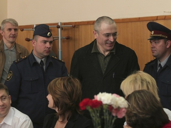 ЕСПЧ не признал второе дело Ходорковского политическим