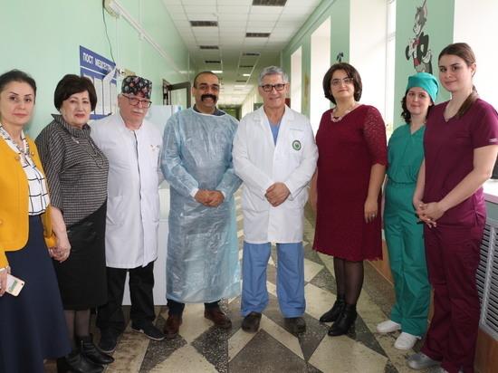 """""""Операция улыбка"""" продолжается в Дагестане"""