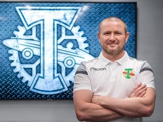 Экс-вратарь белгородского «Салюта»  Поляков стал тренером в «Торпедо»