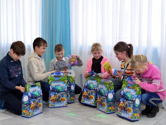 Газовики провели благотворительный праздник для детей