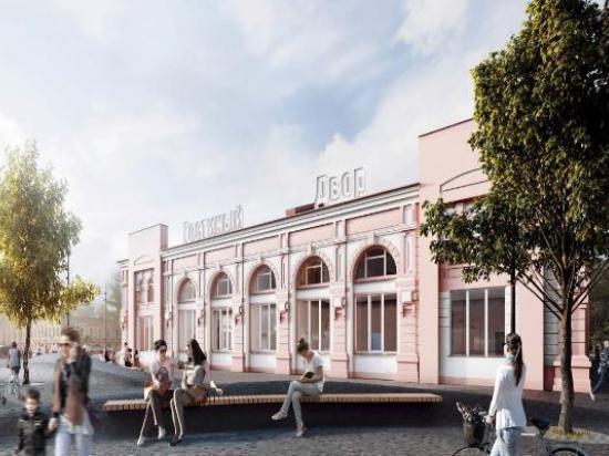 Площадь Ленина в Серпухове будет реконструирована