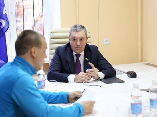 Курский и белгородский депутаты раскрыли финансовые тайны
