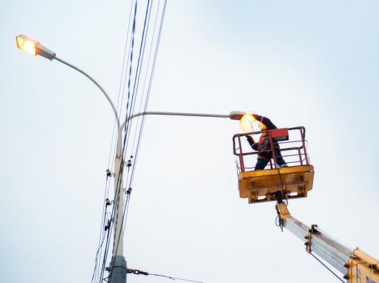 Ярэнерго приступило к восстановлению системы уличного освещения города Ярославля