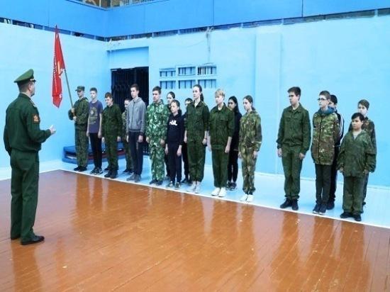 Юные патриоты Серпухова обменялись опытом и показали свои умения