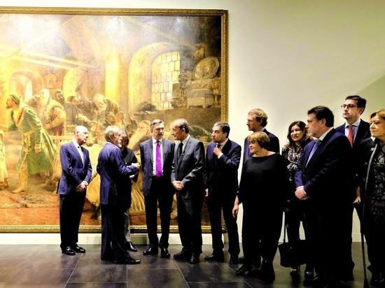 «Лукойл» поможет открыть филиал Русского музея в Когалыме