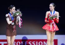 Загитова в Пермь, Медведева в Токио: планы фигуристок на конец сезона